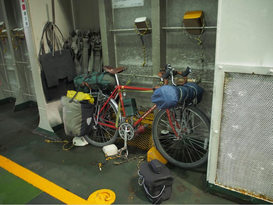 20160712 自転車フェリー2