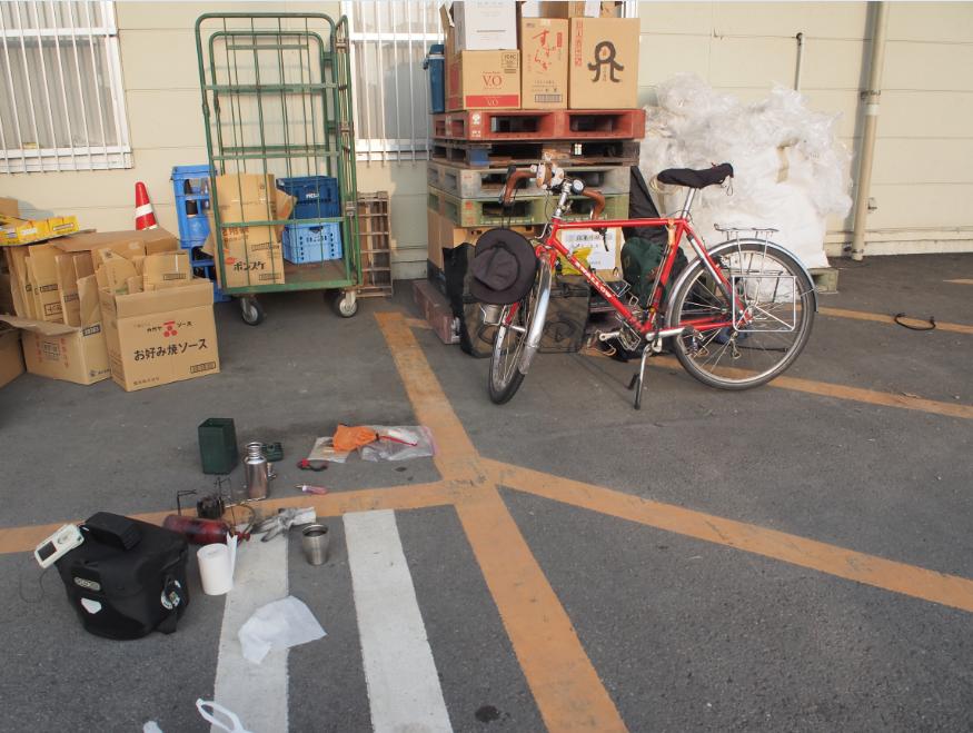 20160714 旅野宿