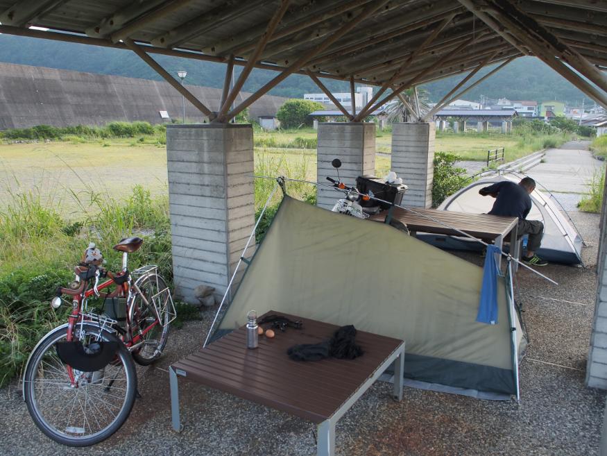 20160722 自転車旅