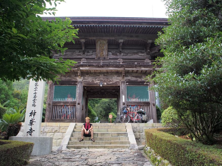 20160722 神峯寺