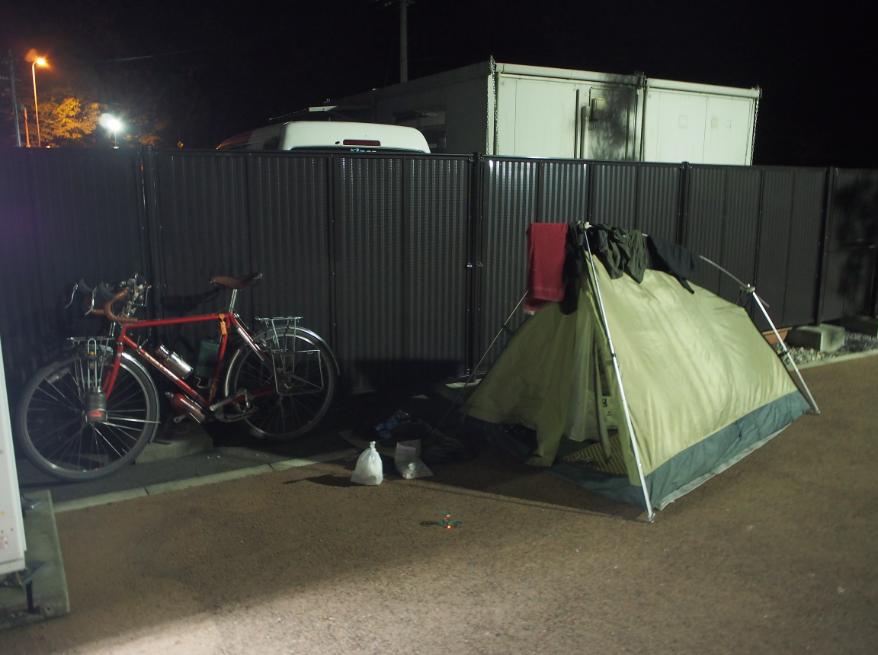 20160727 自転車野宿2