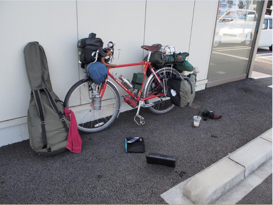 20160730 自転車旅