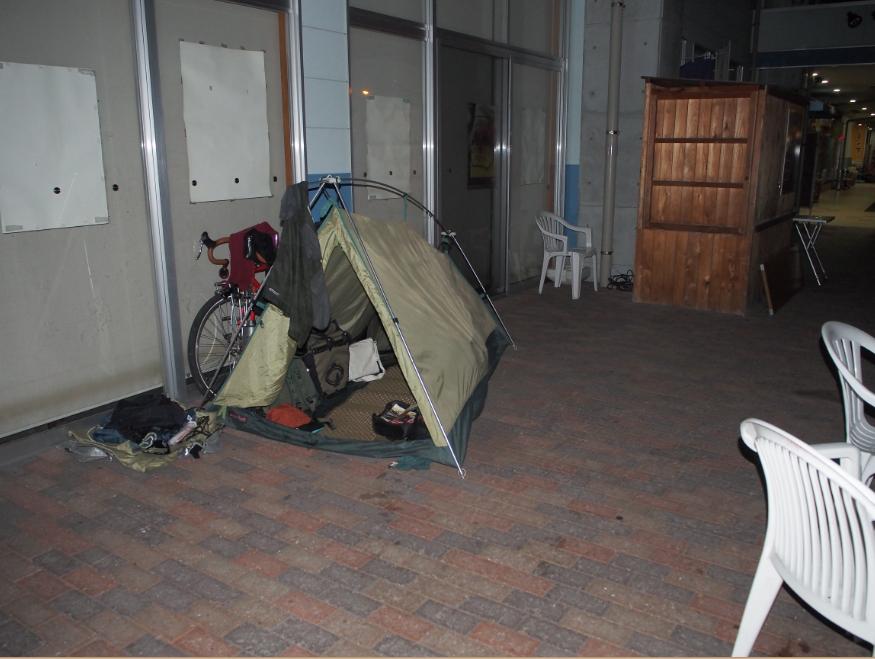 20160730 旅野宿