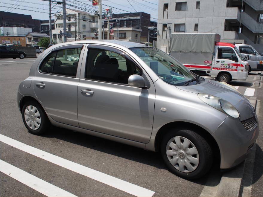 20160804 レンタカー