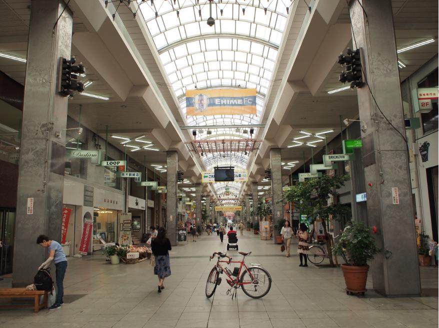 20160805 松山商店街
