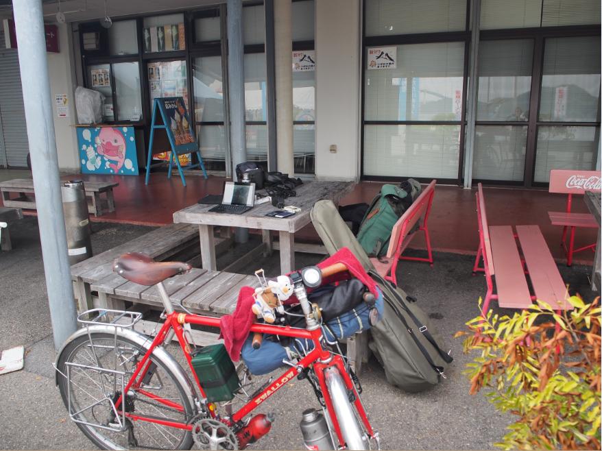 20160807 自転車旅1