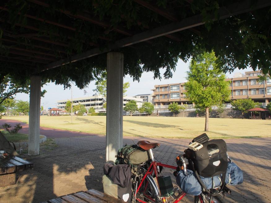 20160807 旅野宿