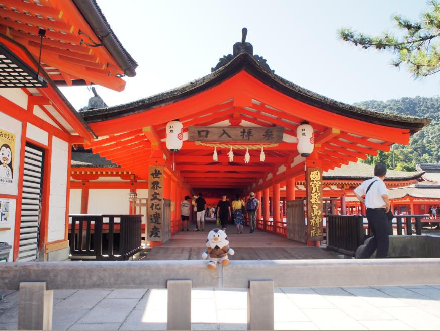 20160810 厳島神社2