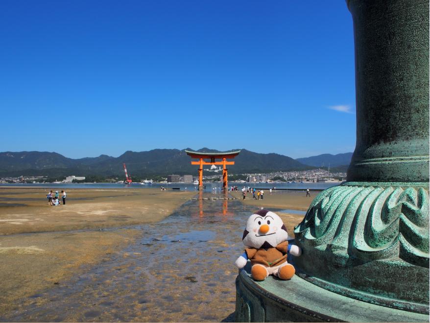 20160810 厳島神社3