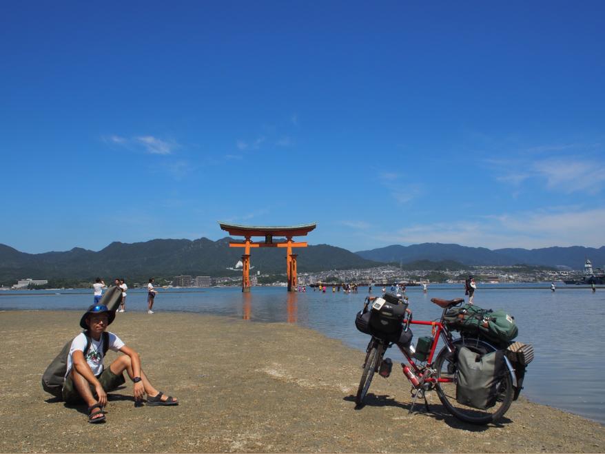 20160810 厳島神社1