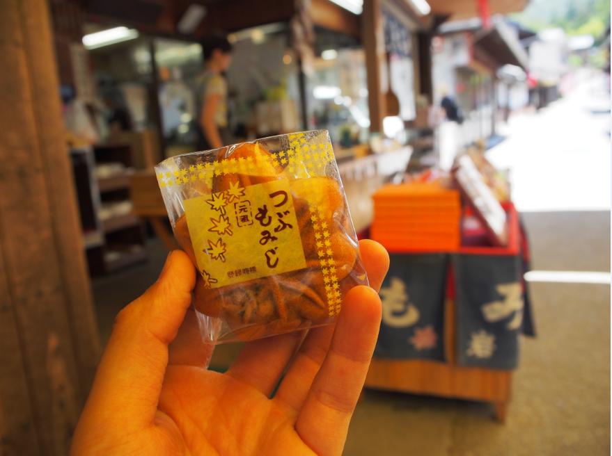 20160810 もみじ饅頭