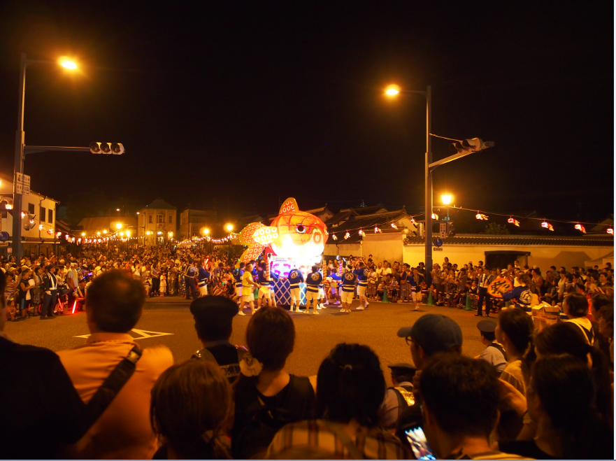 20160813 金魚ちょうちん祭り