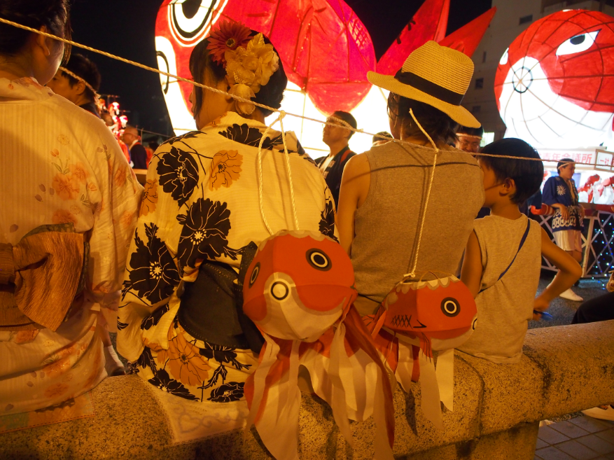 20160813 金魚ちょうちん祭り3
