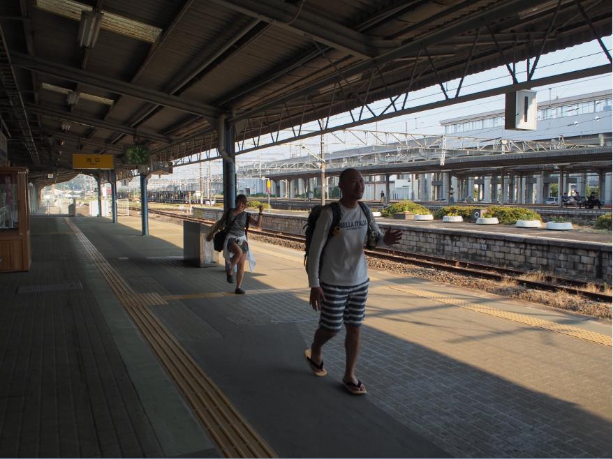 20160813 電車旅