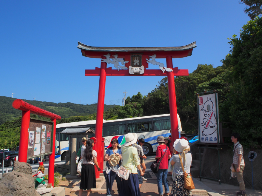20160812 元乃隅稲成神社5