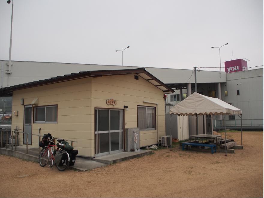20160815 旅野宿1