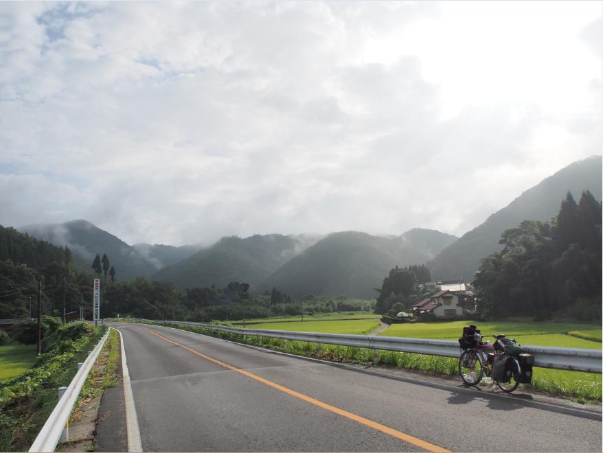 20160817 自転車旅1