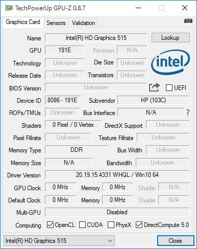 Elite x2 1012 G1 ハイエンド_GPU-Z_01