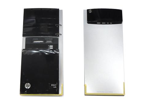 ENVY 700の筐体カバー(前面、天面)の修理