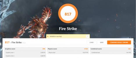 Spectre 13-v007TU_Firestrike_03t