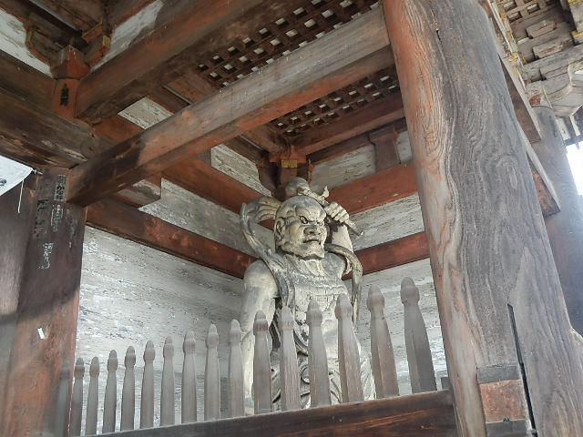 仁和寺二王像