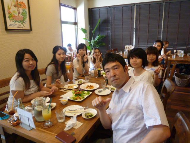 徳島文理大学の留学生