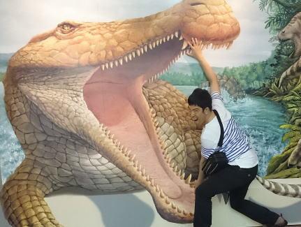 淡路島トリックアート展