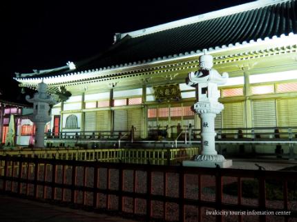 海嶽寺盆踊り大会1