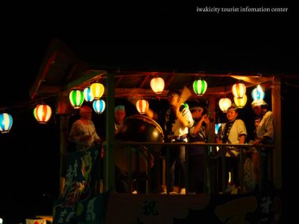 海嶽寺盆踊り大会8