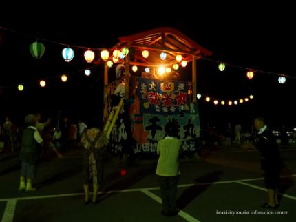 海嶽寺盆踊り大会9