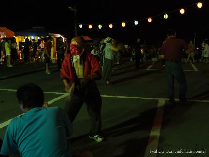 海嶽寺盆踊り大会10