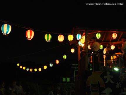 海嶽寺盆踊り大会11