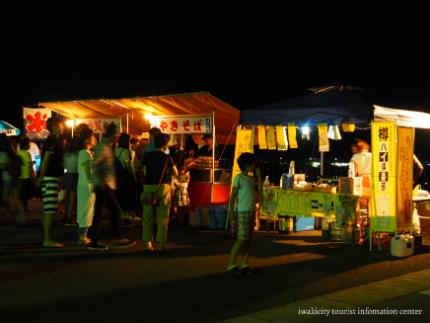 海嶽寺盆踊り大会2