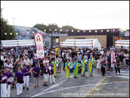 盆踊り大会スタート (3)