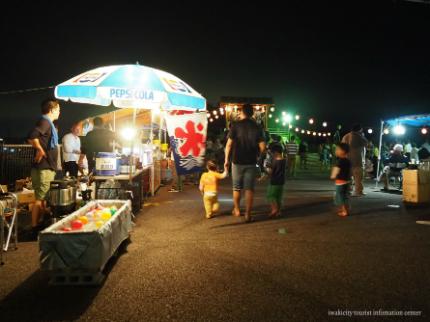 海嶽寺盆踊り大会3