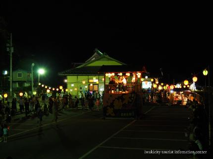 海嶽寺盆踊り大会4