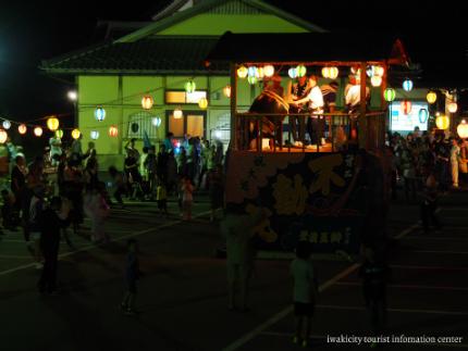 海嶽寺盆踊り大会6
