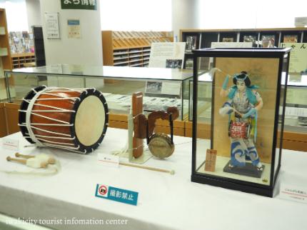 常設展「じゃんがら念仏踊りの歴史展」6