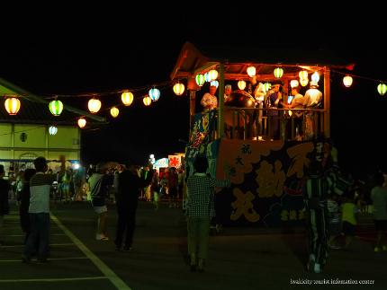海嶽寺盆踊り大会7