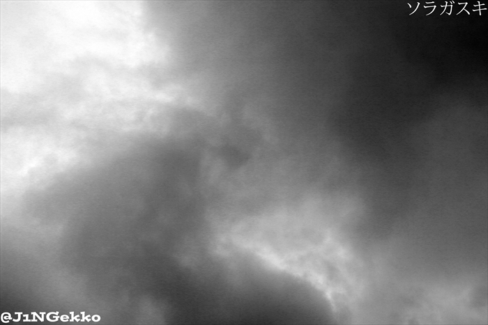 皇紀2676年8月18日 8時07分 ヽ( ´¬`)ノ モノクロッ!