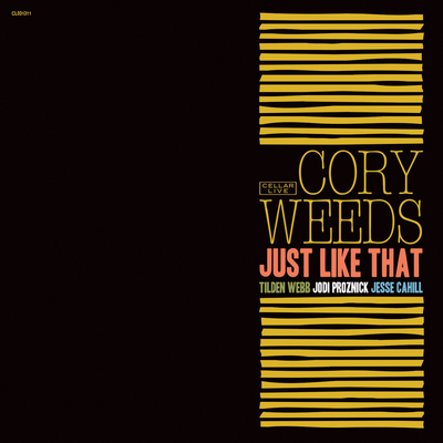 Just Like That Cory Weeds
