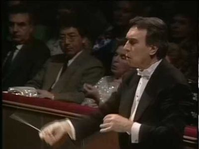 Wagner Lohengrin Vorspiel 1 Aufzug (Abbado Wiener Staatsoper Orchester)