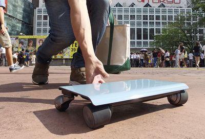 Laptop-sized Car_WALKCAR
