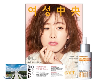 7_韓国女性誌_女性中央_2016年5月号