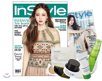 15_韓国女性誌_InStyle_2016年7月号