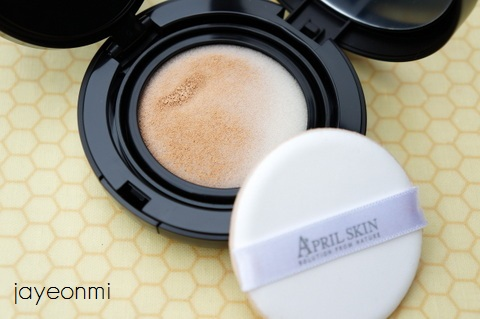 April Skin_エイプリルスキン_マジックスノー クッション_blog (8)