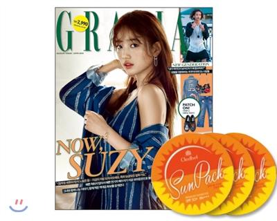1_韓国女性誌_GRAZIA_2016年8月号