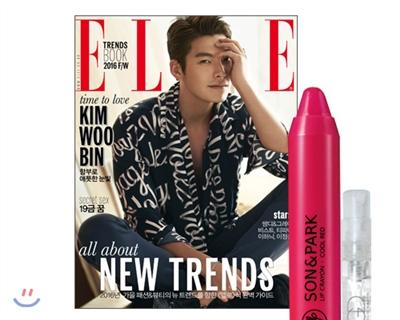 14_韓国女性誌_ELLE_2016年8月号