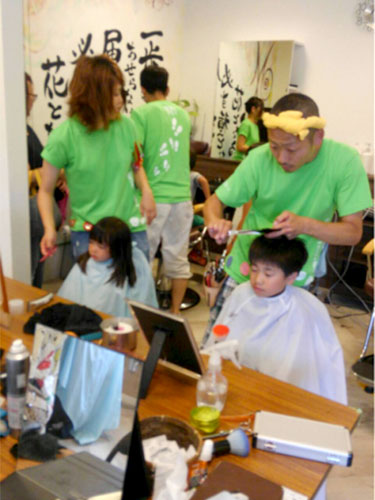 タケトイズ(hair&face TAKETO.is)