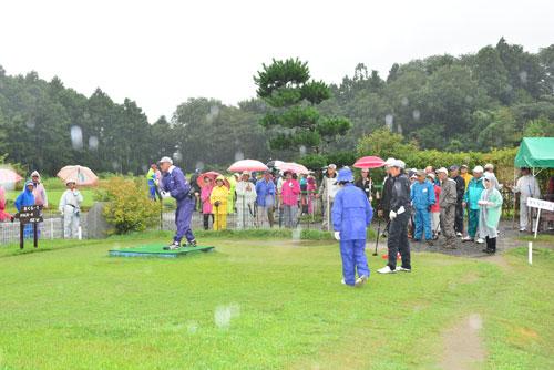 パークゴルフ石巻大会